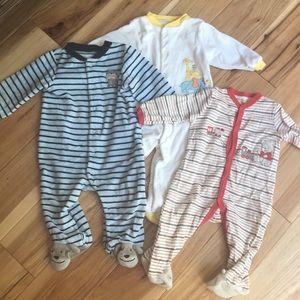 Other - Bundle of 9month sleepwear